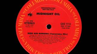 Midnight Oil - A -  Beds Are Burning (Tamarama Mix)