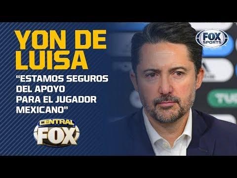 Yon de Luisa pedirá la reducción de extranjeros en la Liga MX