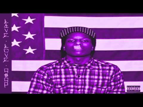 A$AP Rocky Kissin Pink