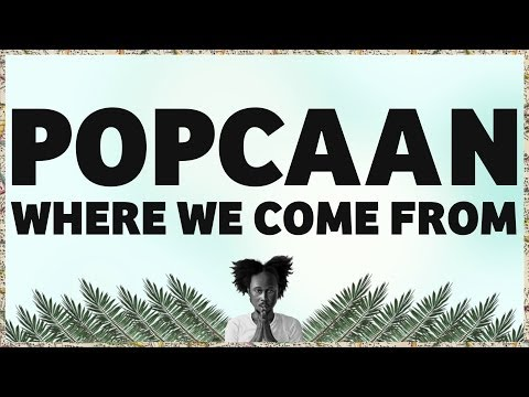 Popcaan - Where We Come From (Produced by Anju Blaxx) - OFFICIAL LYRIC VIDEO