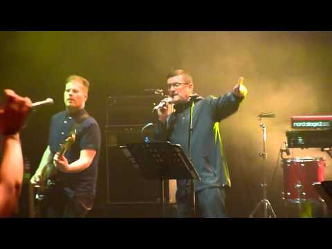 Paul Heaton & Jacqui Abbott - Happy Hour - Royal Albert Hall, London - March 2016