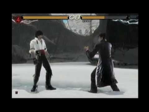 Tekken 6 Combos, Part 1