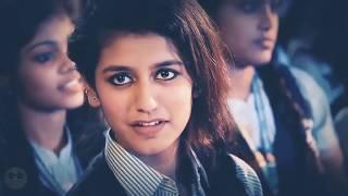 Priya Prakash Varrier   Whatsapp status   our adaar love