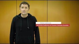 """Zientzialari (125) Gorka Larrinaga: """"Minbizia ekosistema bat bezala ikusi beharko genuke"""""""