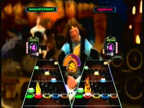 Guitar Hero 3- Losing battle