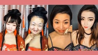 Makeup Before And After Transformation Asian