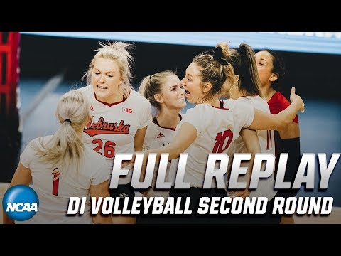 Nebraska vs. Missouri: 2019 NCAA women's volleyball second round | FULL REPLAY