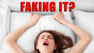 "How To Know if She's ""FAKING IT""! (8 Secret Ways to Tell)"