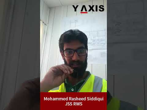 Y-Axis Reviews| Client Siddiqui's testimonial on Job search service and Resume writing services