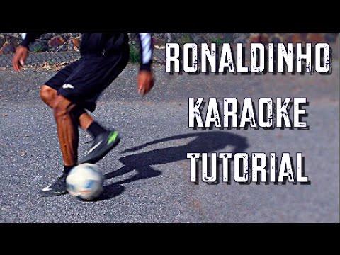 Ronaldinho Karaoke Flick Tutorial  | RJSkills