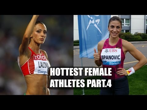 Beautiful and Sexy Women in Sports ● Hottest Female Athletes Part.4