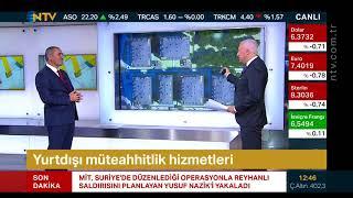 Gambar cover NTV -PİYASANIN ROTASI |  - VEHBİ ORAKÇI