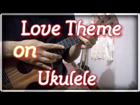 Love Theme On Ukulele - TERE NAAM , Super Easy Ukulele Tabs
