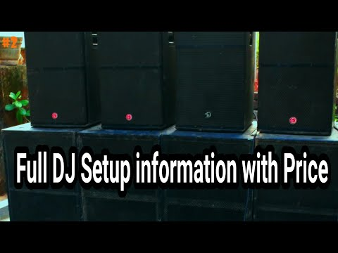 Full DJ Setup With Price # Tech & Techniques