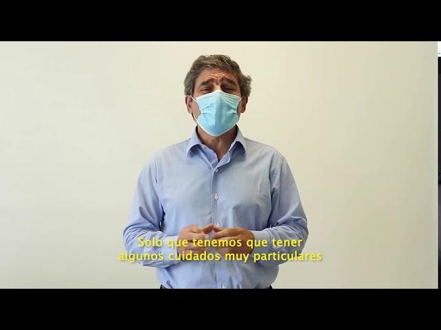 Coronavirus: los consejos de Fernán Quirós para evitar contagios durante las fiestas