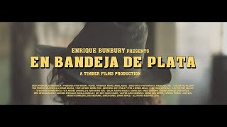 Enrique Bunbury - En bandeja de plata (Videoclip Oficial)