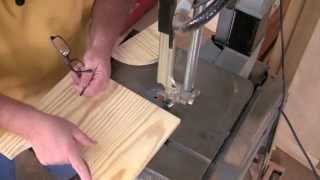Shaker Stool - Shape Stool Ends
