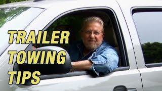 TRAILER TOWING TIPS FΟR A PICKUP