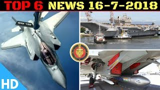 Indian Defence Updates : INS Vishal Super Carrier,New BrahMos ALCM,F-35 Price Falls by 6%