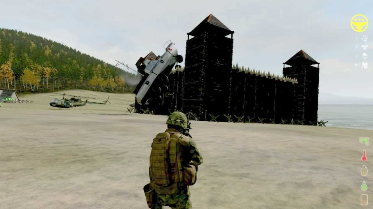 Arma 2 mods domination