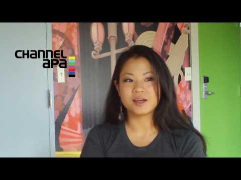 Karin Anna Cheung  with channelAPA.com