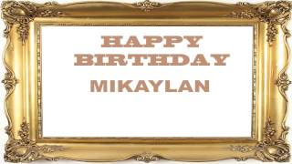 Mikaylan  Birthday Postcards & Postales