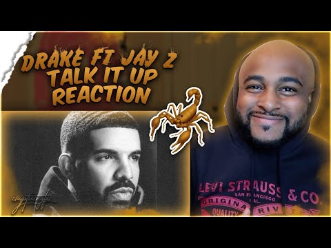 THEY LINKED UP CLEAN ON THIS ONE! | DRAKE FT JAY-Z - TALK UP | SCORPION REACTION