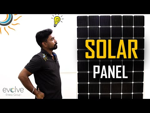About Solar Panel | Photovoltaic Modules | Sivakumaran CTO | Evolve Energy Group |  LG 400Wp