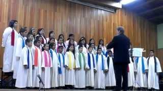 Niños Cantores de Villa de Cura -Spiritus Domini