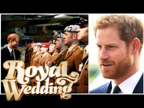 Royal Wedding | Prince Harry gives new Army pilots their Wings