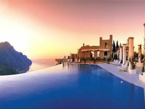 Hotel Caruso, Ravello, Amalfi Coast, Italy - Unravel Travel TV