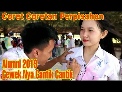CORET CORETAN PERPISAHAN SMK !!! TT Ny Kena ???