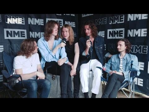Reading Festival 2016: Blossoms on their Viola Beach tribute
