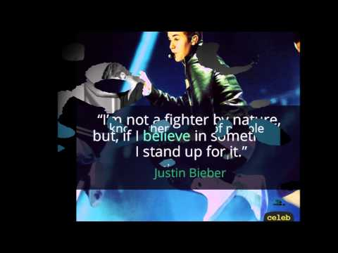 Quotes By Justin Bieber