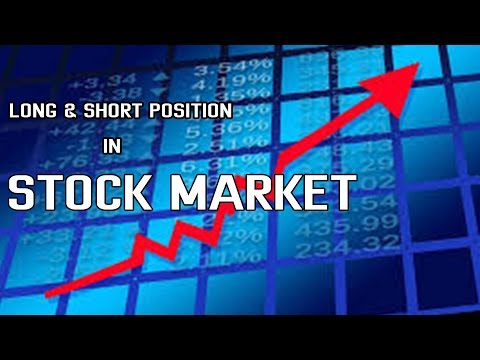 long and short position in trading in telugu