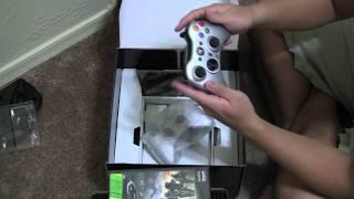 Xbox 360 Halo Reach Bundle Unboxing