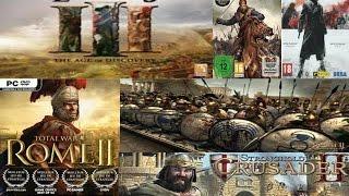 TOP 5 jeux de stratégie PC 2016 افضل 5 العاب استراتيجية للحاسوب