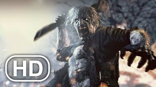 Resident Evil 8 Village Werewolf Transformation Scene 4K ULTRA HD