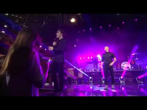 The Wanted - We Own The Night Live On Letterman (HD)