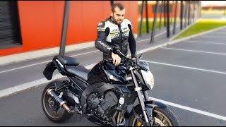 Download Video LA MOTO DE DARK VADOR ♠  YAMAHA FZ1 ! MP3 3GP MP4