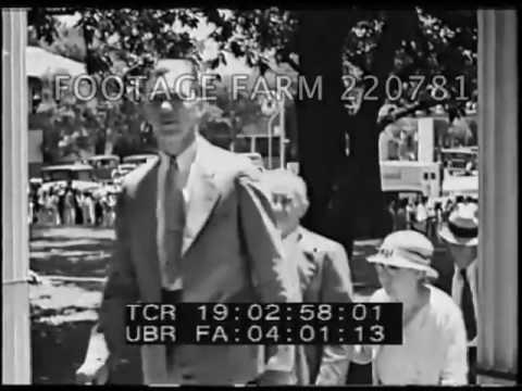 The Retribution Of Clyde Barrow And Bonnie Parker 2/2 - 220781-01 | Footage Farm