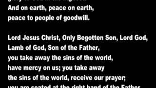 Christ the Savior Presider's Edition - Glory to God
