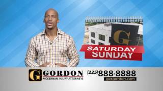 Injured on the Weekend? | Gordon McKernan Injury Attorneys