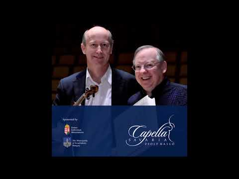 Capella Savaria - Mozart- The complete works for violin and orchestra - 2017