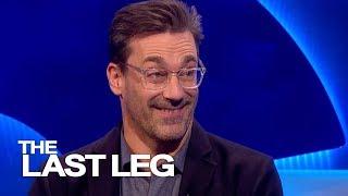 Jon Hamm on Roy Moore - The Last Leg