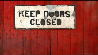 End Time Word: Close Open Doors To The Enemy Now!