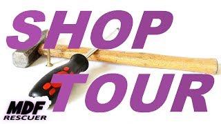 MY ELECTRONICS HOBBY WORKSHOP TOUR 1