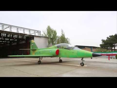 Irainain new Kosar advanced jet trainer approaches maiden flight