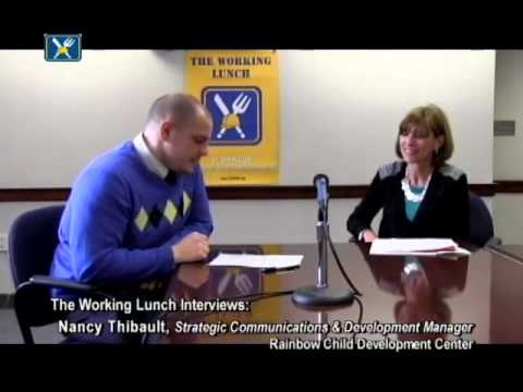 CMWIB- The Working Lunch Episode 3