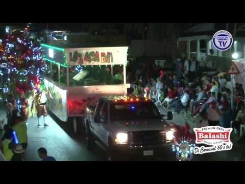 Aruba Tivoly Lighting Parade 2014